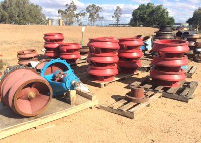 Commercial Pump Parts
