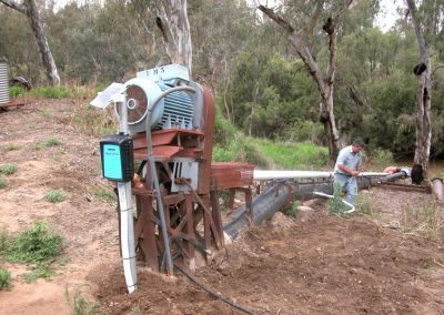Commercial Water Meter Installation