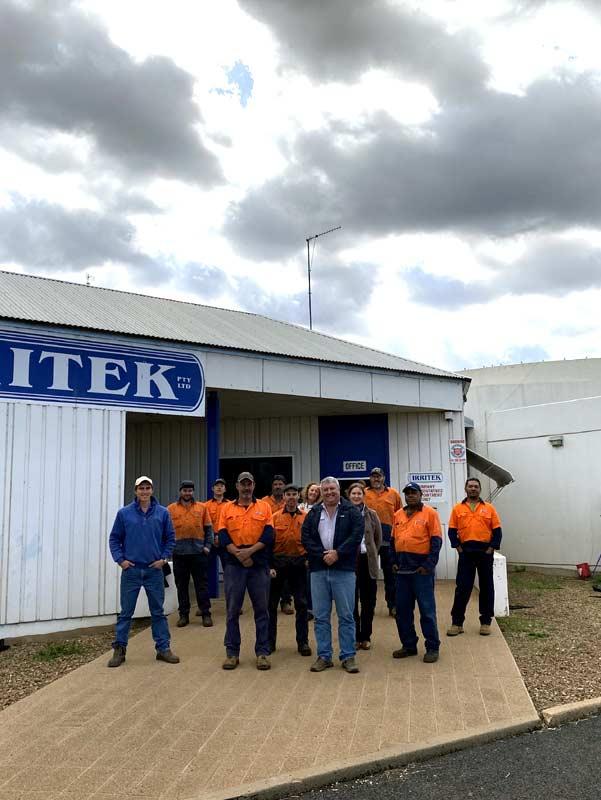 Irritek Crew Australia