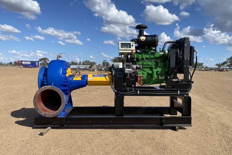 Mgbd Pump Set